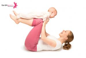 Nguyên tắc giảm cân sau sinh đảm bảo sữa mẹ cho bé